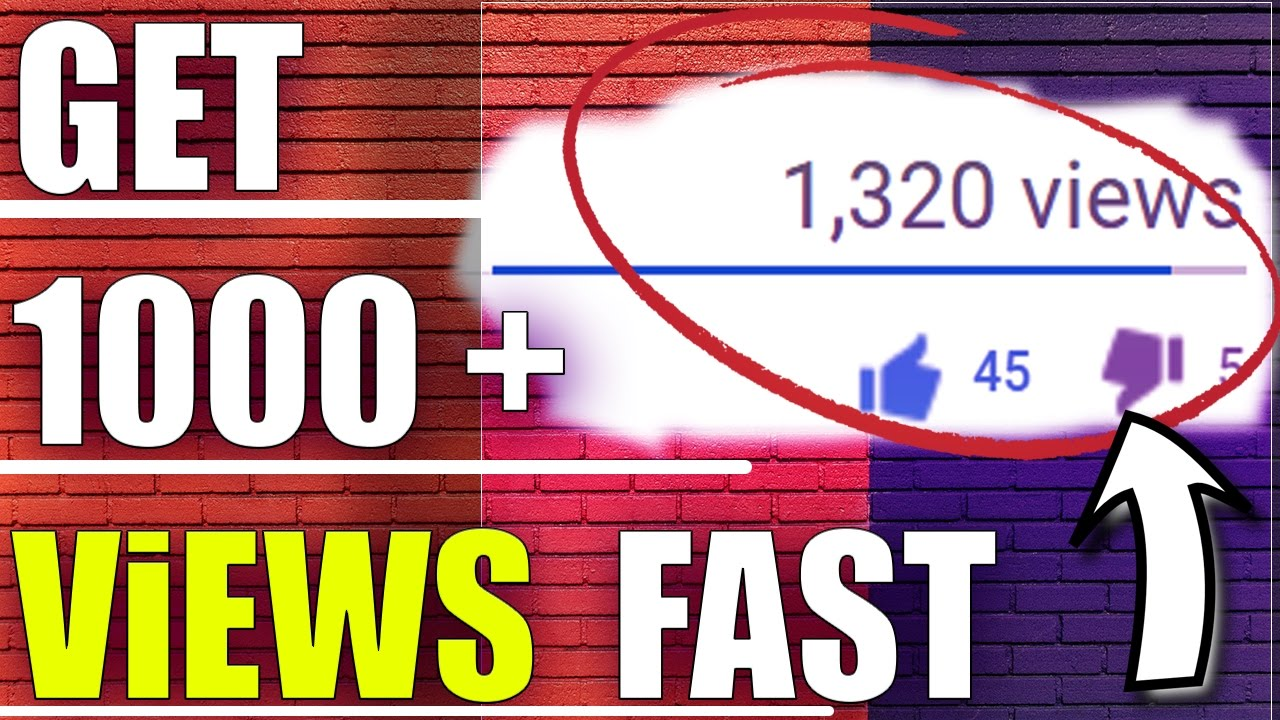 How To Get More Views On YouTube: Tricks To Increase View
