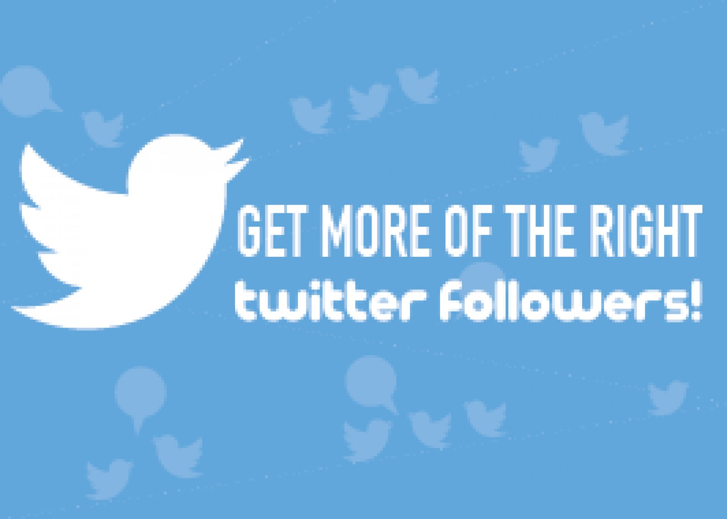 7 Free Ways To Increase Your Twitter Followers - SMMSumo com