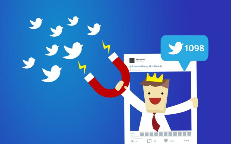From 0 to 5,000 Twitter Followers – A Step By Step Guide