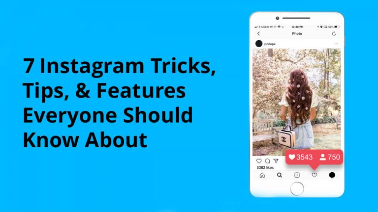 7 Instagram Tricks, Tips, & Features Everyone Should Know About | SMMSUMO